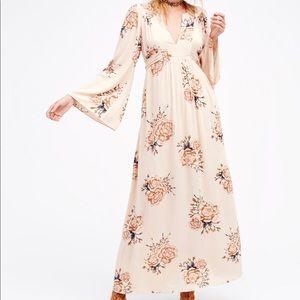 Free People Dresses - Free People Wild Laurel Maxi Dress